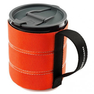 Bögre GSI Infinity Backpacker Mug 500ml narancs