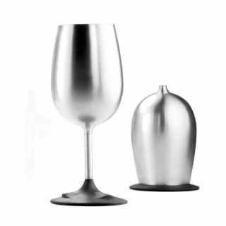 Pohár GSI Glacier Stainless Nesting Wine Glass