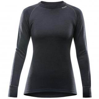 Női póló Devold Expedition Shirt W fekete
