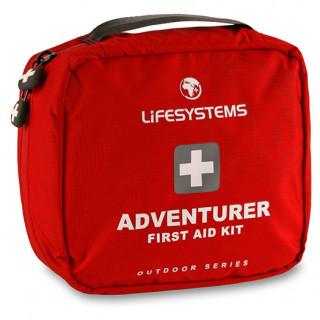 Elsősegélykészlet Lifesystems Adventurer First Aid Kit piros