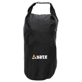 Vízálló táska Yate Dry Bag 8L (M) fekete