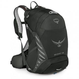 Hátizsák Osprey Escapist 25 fekete black
