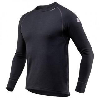 Férfi póló Devold Expedition shirt M fekete