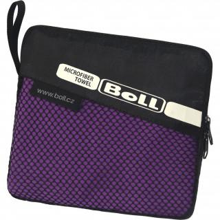 Törülköző Boll LiteTrek Towel L (50 × 100) lila violet