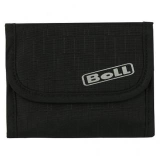 Pénztárca Boll Deluxe Wallet fekete black